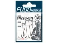 Fudo Worm SSB Hooks Blister