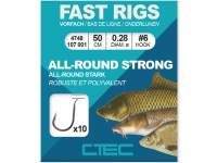 Carlige legate Spro C-Tec Allround Strong
