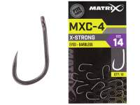 Carlige Matrix MXC-4 Barbless