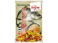 Carp Zoom Crumbs British Bread Red Yellow