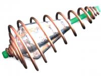 Carp Zoom momitor spirala cu plumb