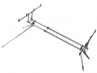Carp Zoom rod pod Elite 4 posturi
