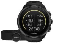 Suunto Spartan Sport Wrist HR All Black Smart Sensor Belt