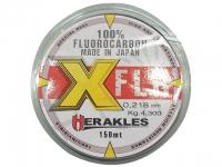 Colmic fir Herakles XFLR Fluorocarbon 150m