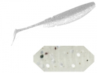 Colmic Ghost Shad 8.5cm White / Silver