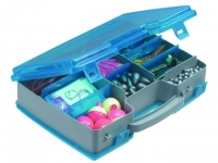 Cutie Plano Medium Two Sided Organizer Tackle Box