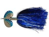 D.A.M Effzett Pike Rattlin #6 40g Silver Blue