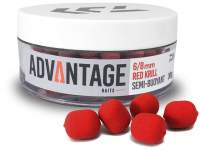 Daiwa Advantage Hook Bait Semi Buoyant Red Krill