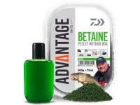 Daiwa Advantage Method Pellet Box Green Betain