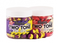 Dynamite Baits Pop-up Fluro Two Tone Plum & Pineapple