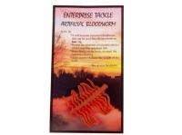 Enterprise Tackle Artificial Bloodworm