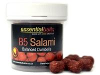 Essential Baits B5 Salami Balanced Dumbells