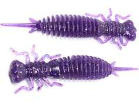 Fanatik Larva 4cm Purple Nebula 008