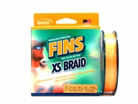 Fins XS Braid Spectra Coral Orange 137m
