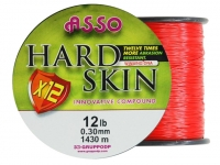 Asso Hard Skin Solid Red