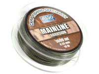 Fir Asso Mainline Abrasion 1000m Multicolor