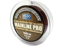 Fir Asso Mainline Pro 1000m Brown