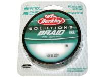 Fir Berkley Solutions Braid Lo-Vis Green 125m