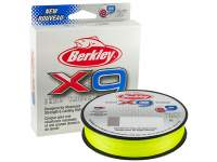 Fir Berkley X9 Braid Flame Yellow 150m