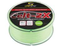 Fir Carp Spirit Celt-2X 1000m Hi-Viz Green