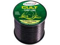 Fir Climax Cult Carp Line 1000m Black