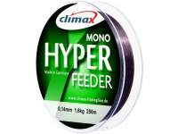 Fir monofilament Climax Hyper Feeder 250m Dark Brown