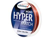 Fir monofilament Climax Hyper Match 200m Copper