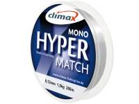 Fir monofilament Climax Hyper Match 200m Light Grey