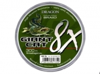 Fir Dragon Giant Cat 8X Braid 300m