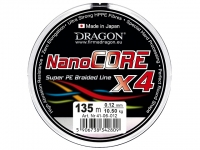 Fir Dragon NanoCore X4 1000m Red
