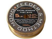 Fir Drennan Feeder and Method Mono 100m