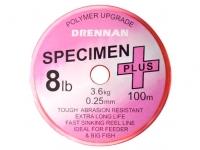Fir Drennan Specimen Plus 100m