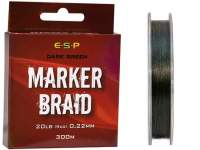 ESP Marker Braid Green300m