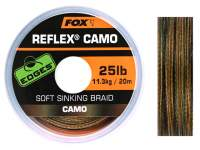 Fir Fox Edges Reflex Camo Soft Sinking Braid