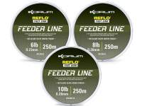 Korum Feeder Line 250m