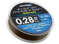 Fir Matrix Carpmaster Sinking Mono