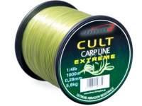 Fir monofilament Climax Cult Carp Extreme 1000m Mat Yellow