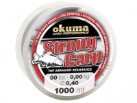 Fir monofilament Okuma Strong Carp 1000m