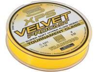 Fir monofilament Trabucco S-Force XPS Velvet Procast 300m Yellow