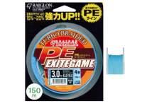 Fir Raiglon PE Exite Game X4 Braided 150m