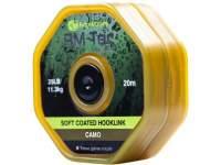RidgeMonkey RM-Tec Soft Coated Hooklink Camo