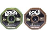 Fir RidgeMonkey RM-Tec Soft Rock Bottom Tungsten Coated Hooklink