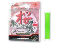 Fir Sakura Sensibraid 4X 150m Chartreuse