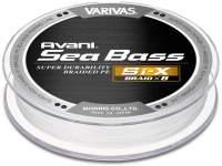 Fir textil Varivas Avani Sea Bass Si-X PE X8 150m Premium White