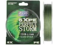 Fir textil ASSO Perfect Storm 8X 150m