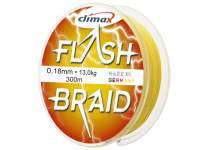 Fir textil Climax Flash Braid 100m Fluo Yellow