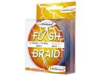 Fir textil Climax Flash Braid 100m Grey
