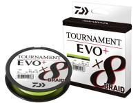 Fir textil Daiwa Tournament X8 Braid EVO+ 135m Chartreuse