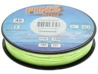 Fir textil Fins 40G Braid X8 137m Chartreuse