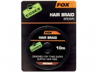 Fir textil Fox Edges Hair Braid